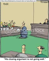 strike cartoon trial cartoons funny argument closing baseball comics cartoonstock sport dislike low
