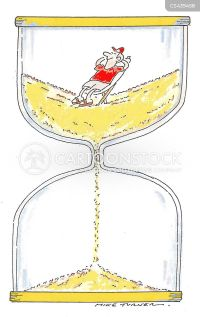 Beach Chair Cartoons and Comics - funny pictures from ...