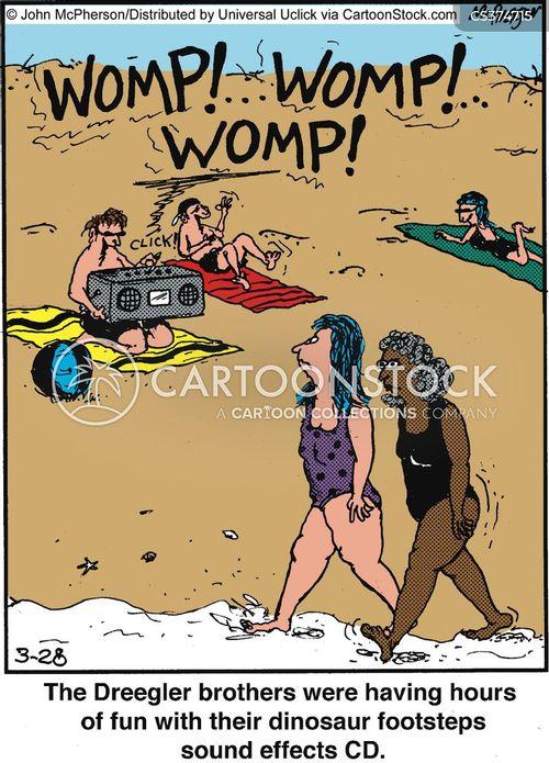 Funny Cartoon Laugh Sound Effect