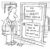Golden Oldies Radio - Knock Three Times On The Ceiling If ...