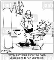 nail cartoons - humor jantoo