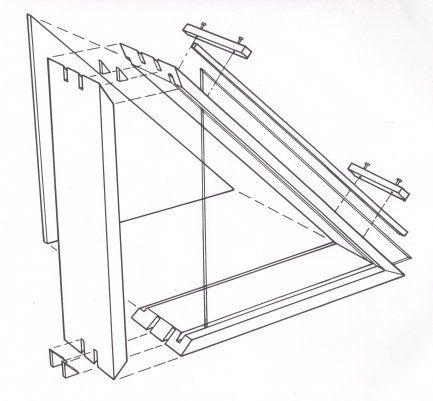 Flag Box Plans Plans DIY Free Download Wood Carving Cross