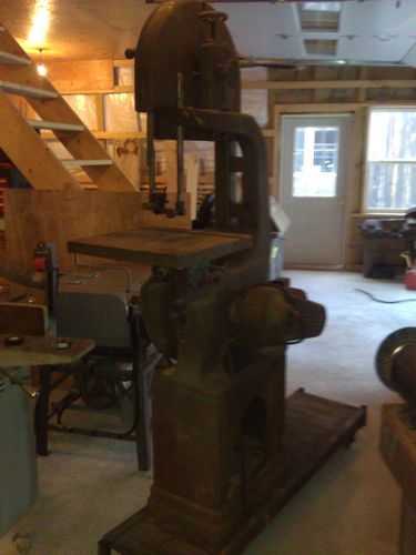 """Walker Turner 16""""Bandsaw. The things that dreams are made of. (1/6)"""