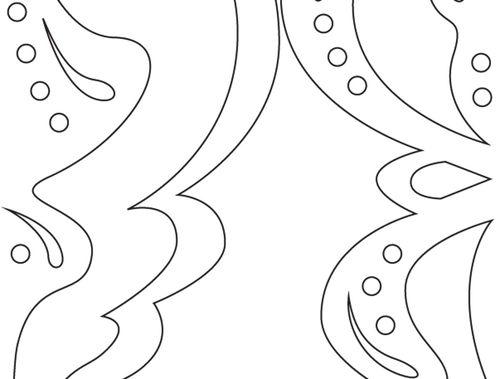 My Journey As A Scroll Saw Pattern Designer #861: Some New
