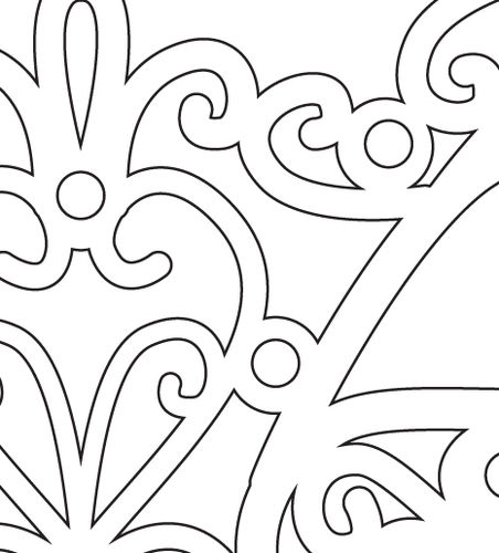 My Journey As A Scroll Saw Pattern Designer #940: Ready to