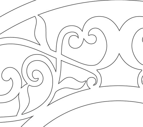 My Journey As A Scroll Saw Pattern Designer #994: Back to