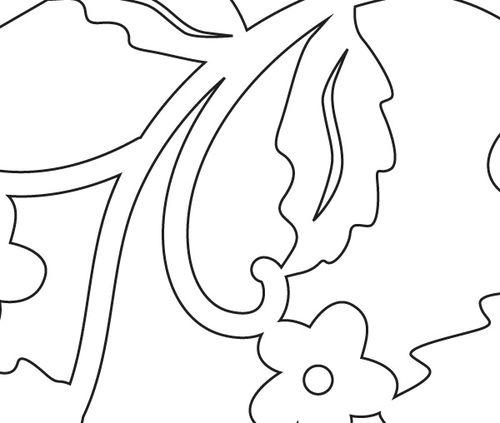 My Journey As A Scroll Saw Pattern Designer #995: Strike