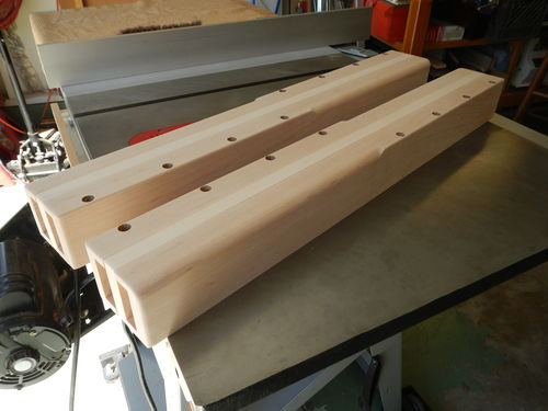 Dining Table Extension Slides