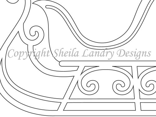 My Journey As A Scroll Saw Pattern Designer #1435