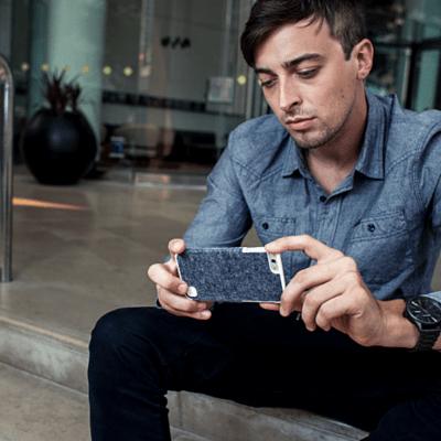 luxbox case is the stylish fashion iphone case