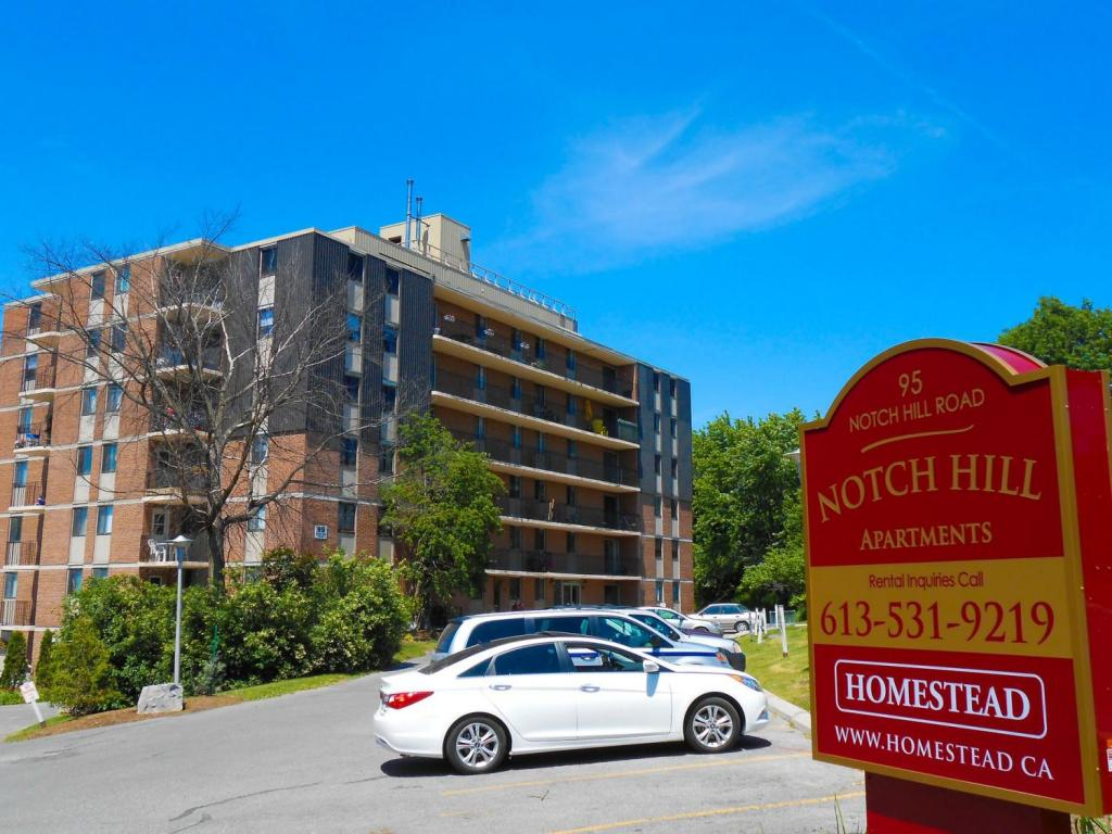 Notch Hill Apartments For Rent At 95 Notch Hill Road In
