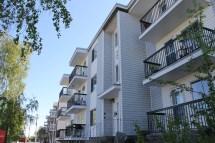 Norseman Manor Yellowknife Apartments Northern