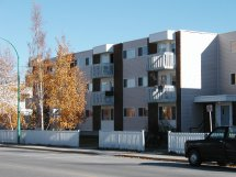 Crestview Manor 5001 52 Ave Yellowknife Apartments