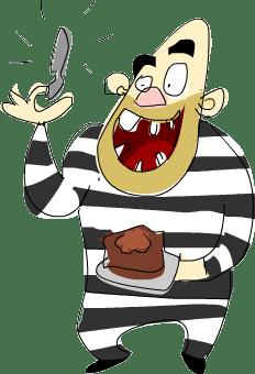 A FILE IN A CAKE!!!