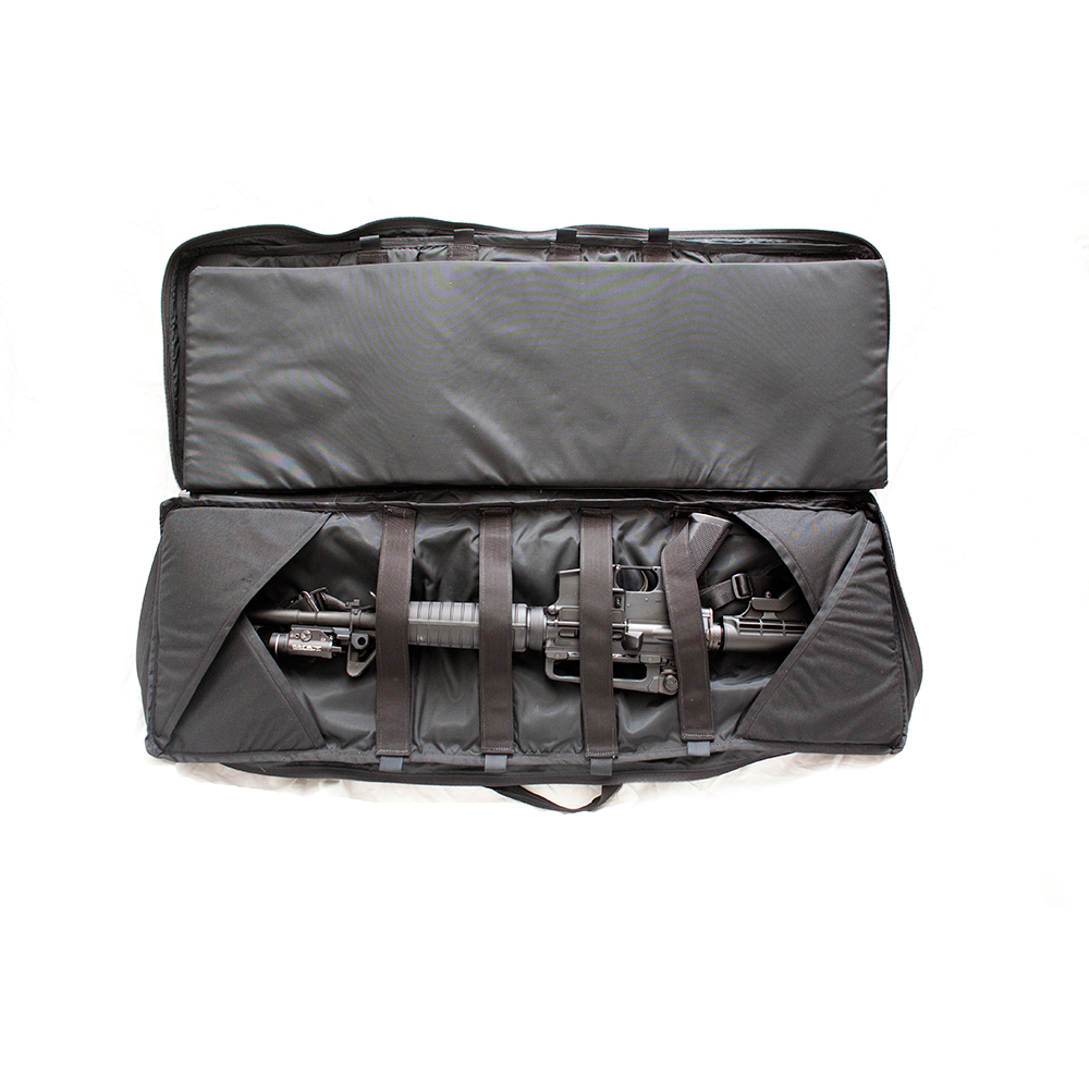 US Made Rifle Bag Black