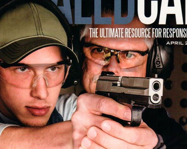 Concealed Carry Magazine April 2016