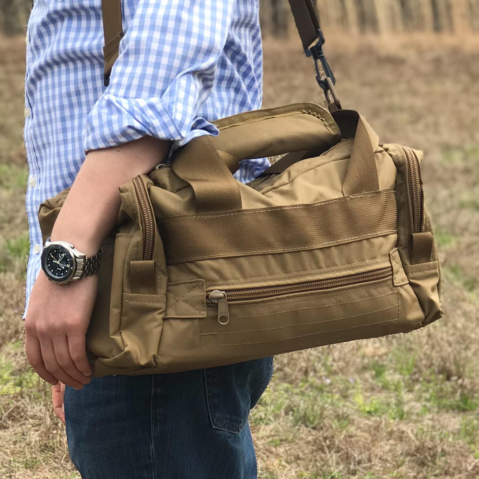 bf0585ec2869 Made in the USA Range Bag - Lynx Defense Pistol Range Bag