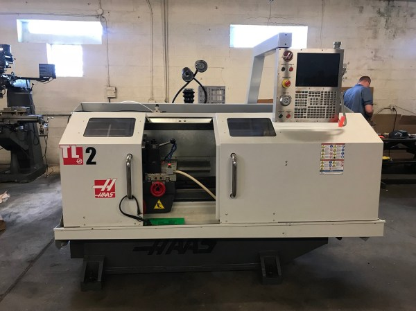 Haas Cnc Lathe Setup - Year of Clean Water