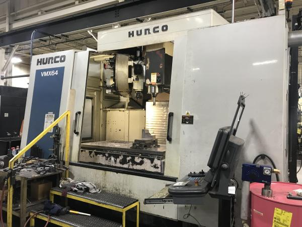 Hurco Cnc Lathe Duel - Year of Clean Water