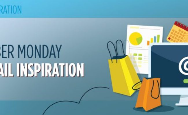 Cyber Monday Email Inspiration 15 Cyber Good Examples