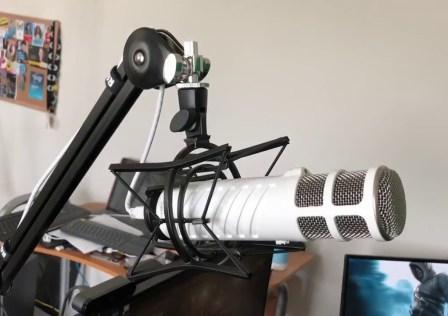 MajorLabs-Rode-Mic-Setup