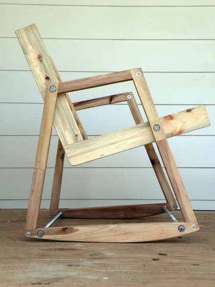 building a rocking chair covers wedding rustic the 20krkr or how to make from shipping pallets man made diy