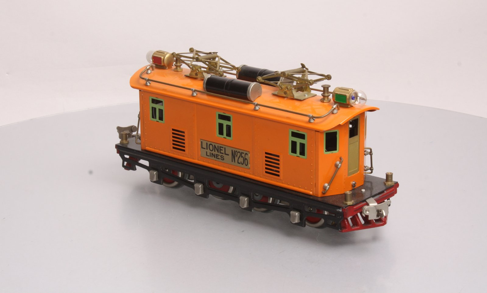 hight resolution of williams 256 o gauge reproduction tinplate nyc electric locomotive ex williams 256