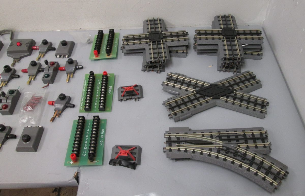 hight resolution of mth o gauge realtrax wiring power supply large lot