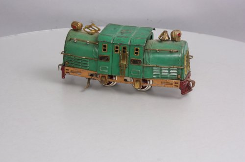 small resolution of american flyer 3116 tinplate 0 4 0 electric locomotive american flyer 3116