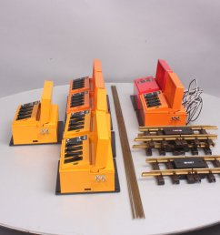 lgb g scale control boxes catenary wires track sections  [ 1600 x 1059 Pixel ]