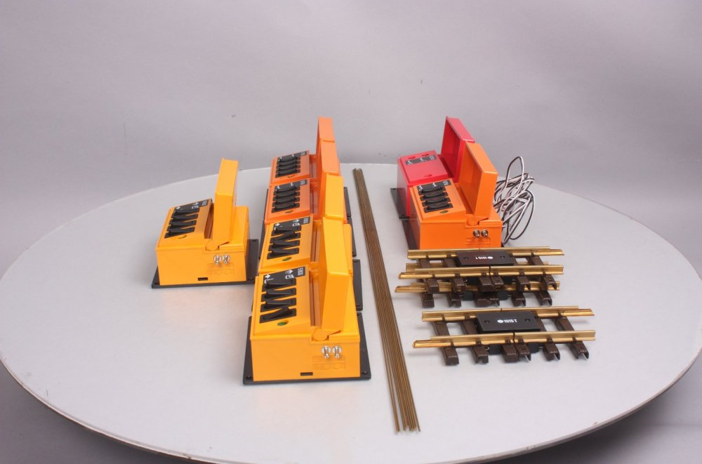 medium resolution of lgb g scale control boxes catenary wires track sections