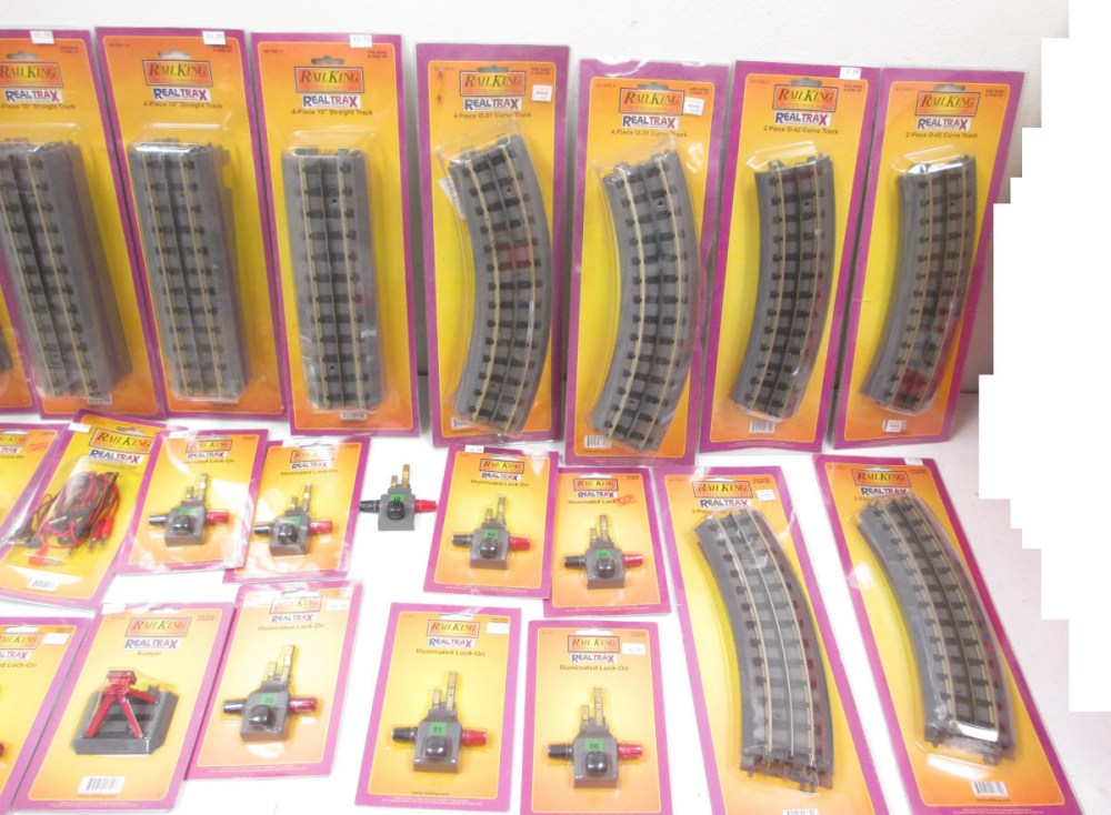 medium resolution of mth o gauge track lock ons bumpers wiring harnesses 10