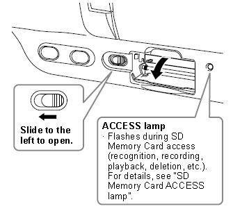 How to set-up: Panasonic AG HMC41E: Slides