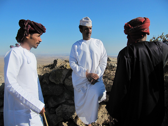 Ancient Cousins of Arabic Survive in Oman—but for How Long?
