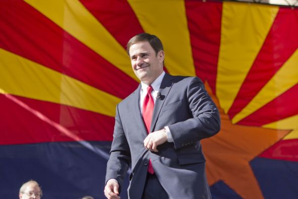Image result for doug ducey asu