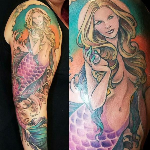 Best Tattoo Artist Los Angeles