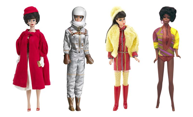 barbie 1960s red flare astronaut smasheroo christie