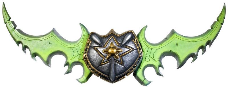 Warglaive of Azzinoth world of warcraft