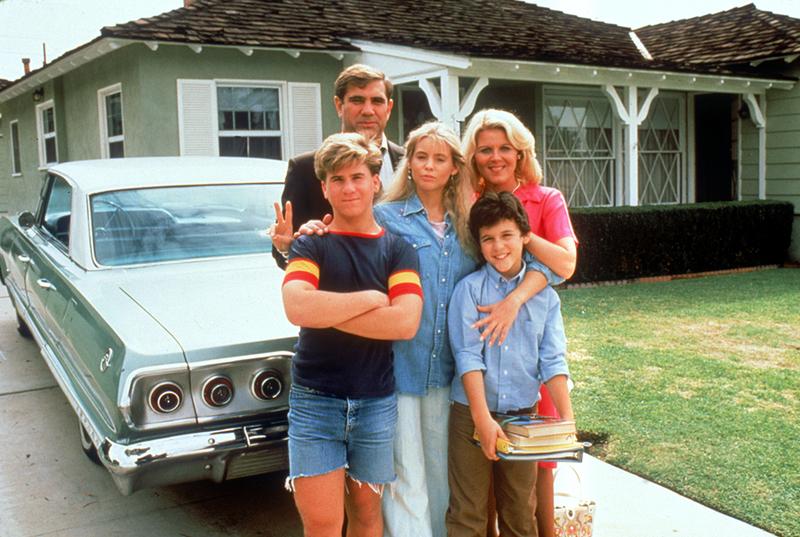 The Wonder Years family