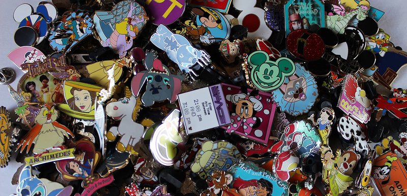 Everything you need to know about disney pin trading completeset the end effect is an in park hunt that layers an added level of fun on top of the already incredibly active world of disney resorts and destinations voltagebd Choice Image