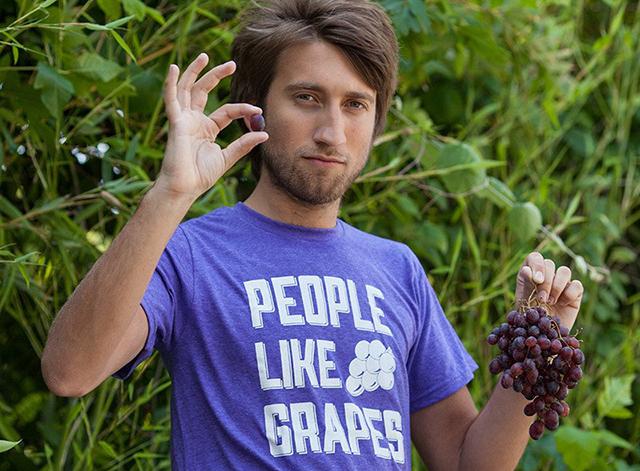 Gavin Free People Like Grapes