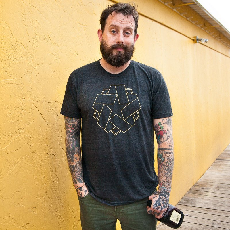 Geoff Ramsey Star collection t-shirt