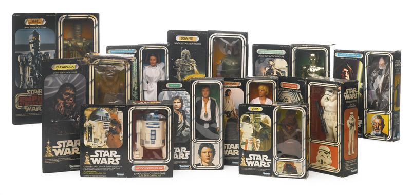 Star Wars Large Size Action Figures