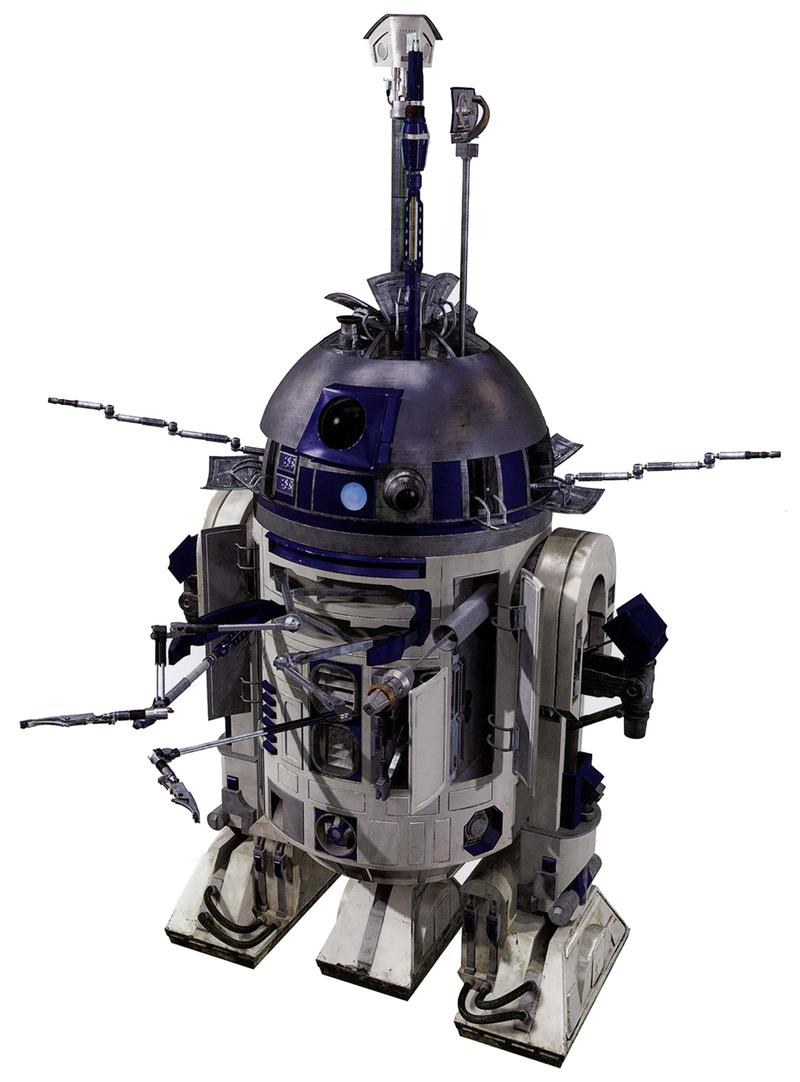 R2-D2 Tools