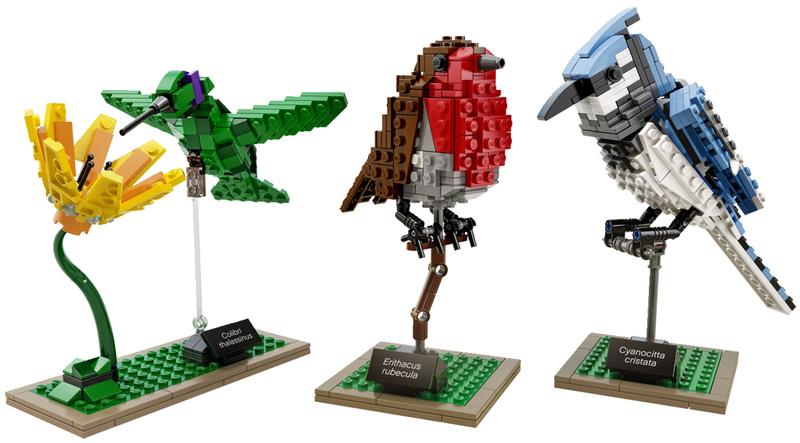 LEGO 21301 Ideas Birds