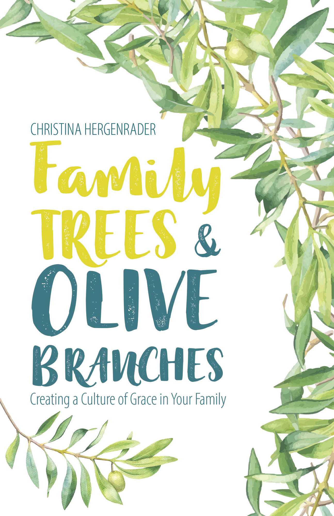 family trees olive branches