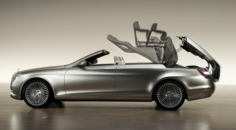 2014 Mercedes Benz S Class Cabriolet First Spy Photos
