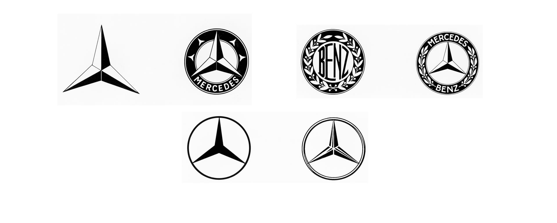 The True Story Behind the Mercedes-Benz Three-Pointed Star