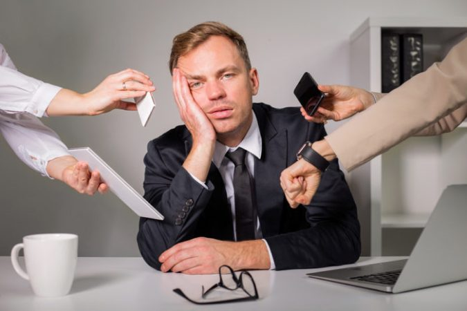 HR 101: 5 Ways to Win Back Your Stressed Out Workers – TLNT