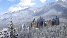 Fairmont Banff Springs Hotel Excursionist